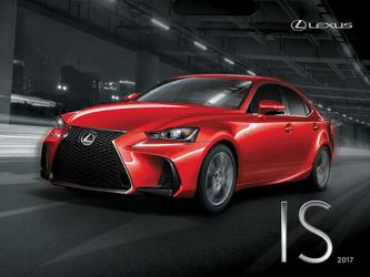 Lexus IS 2017 (French)