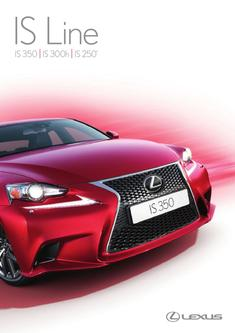 Lexus IS Line 2013