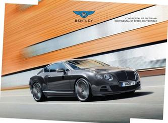 2014 Bentley Continental G
