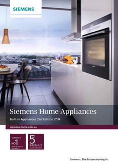 2014 Home Appliances