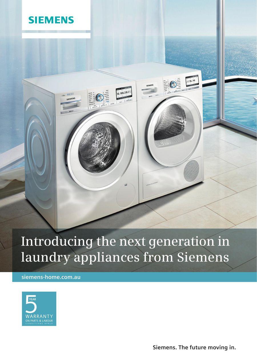 Siemens iQ500 Washing Machine Door Lock Switch WM14S361AU WM14S361AU//01