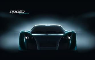 2013 Gumpert Apollo Speed