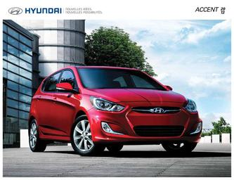 Hyundai Accent 2013 (French)