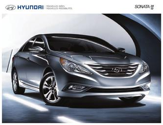 Hyundai Sonata 2013 (French)
