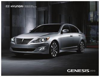 Hyundai Genesis 2013 (French)
