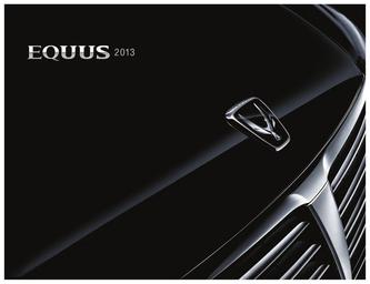 Hyundai Equus 2013 (French)