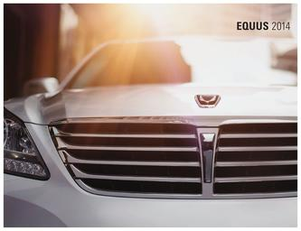 Hyundai Equus 2014 (French)