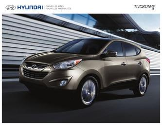 Hyundai Tucson 2013 (French)