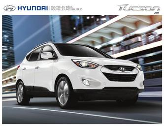 Hyundai Tucson 2014 (French)