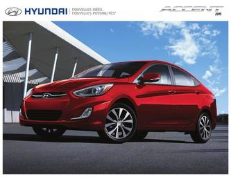 Hyundai Accent 2015 (French)