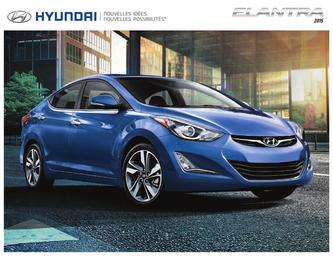 Hyundai Elentra Coupe 2015 (French)