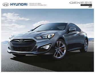 Hyundai Genesis Coupe 2015 (French)