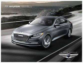 Hyundai Genesis 2015 (French)