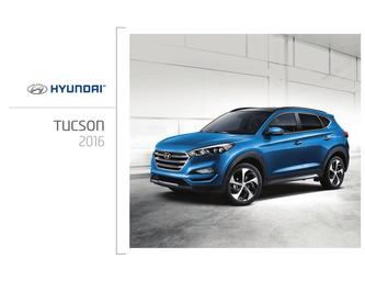 Hyundai Tucson 2015 (French)