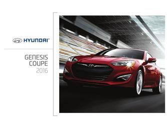 Hyundai Genesis Coupe 2016 (French)