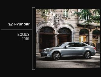 Hyundai Equus 2016 (French)