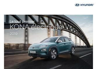 2019 Kona Electric (French)