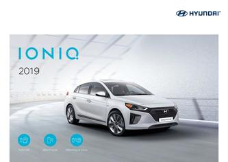 2019 Ioniq (French)