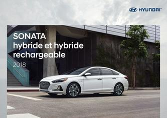 2018 Sonata Hybrid (French)