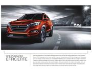 Hyundai Tucson 2016 (French)