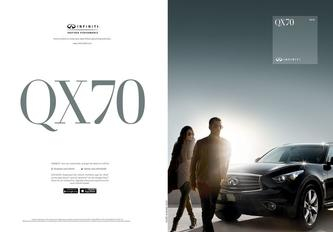 2015 Infiniti QX70 Version 1