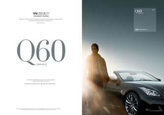 Infiniti Q60 Cabriolet 2015 (French)