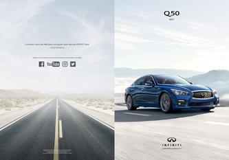 2017 Infinity Q50 (French)