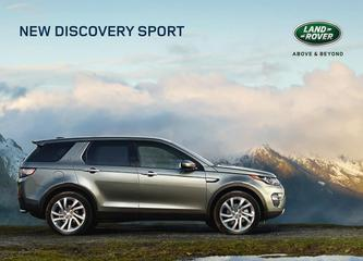 2015 Land Rover New Discovery Sport