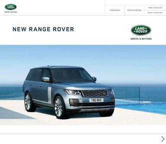 Land Rover Usa Catalogs