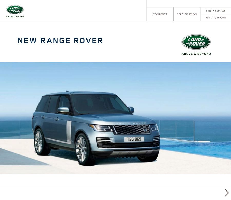 2018 2 Range Rover By Land Rover Usa