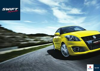 Suzuki Swift Sport 2013
