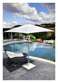 Emu Parasols and Pergolas 2013