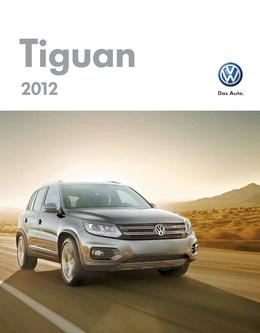 VW Tiguan 2012 (French)