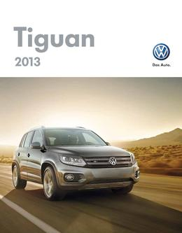 VW Tiguan 2013 (French)