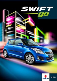 Suzuki Swift GO 2017