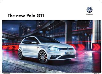 The new Polo GTI 2015