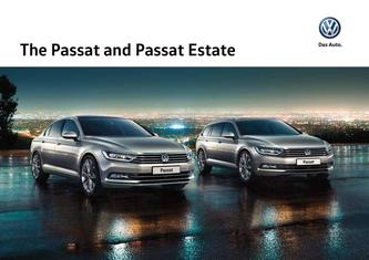 The Passat and Passat Estate 2015