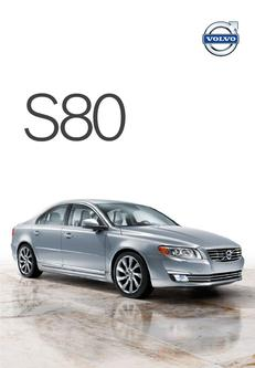 Volvo S80 2014 (French)