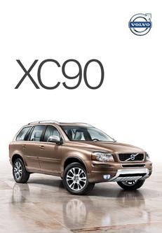 Volvo XC90 2014 (French)