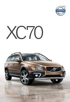 Volvo XC70 2014 (French)