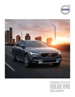 All-New V90 Cross Country 2019