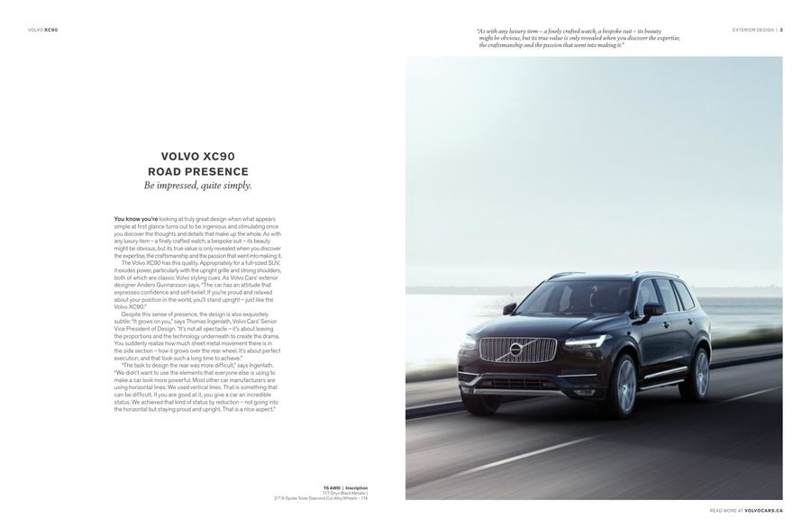 XC90 2019 by Volvo Cars Canada