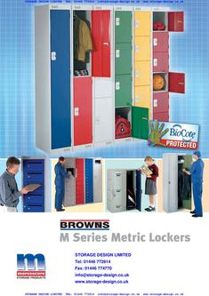 Metric Lockers