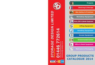 Group Products Catalogue 2014