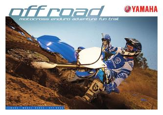 2011 Offroad Motorcycles