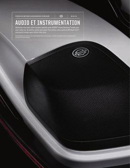 AUDIO ET INSTRUMENTATION d'origine H-D 2015 (French)