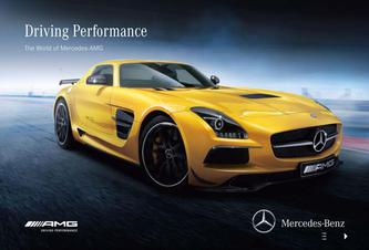 The World of Mercedes-AMG 2014