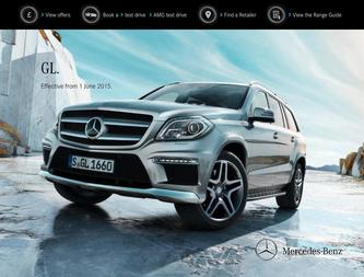 Mercedes GL June 2015