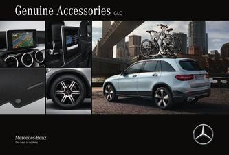 Genuine Accessories GLC 2016