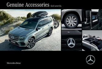 Genuine Accessories GLS and GL 2016